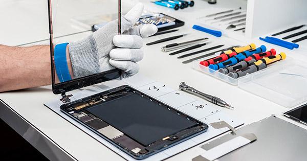 Reparación de Tablet/iPad